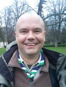 Chris, Assistant Cub Scout Leader