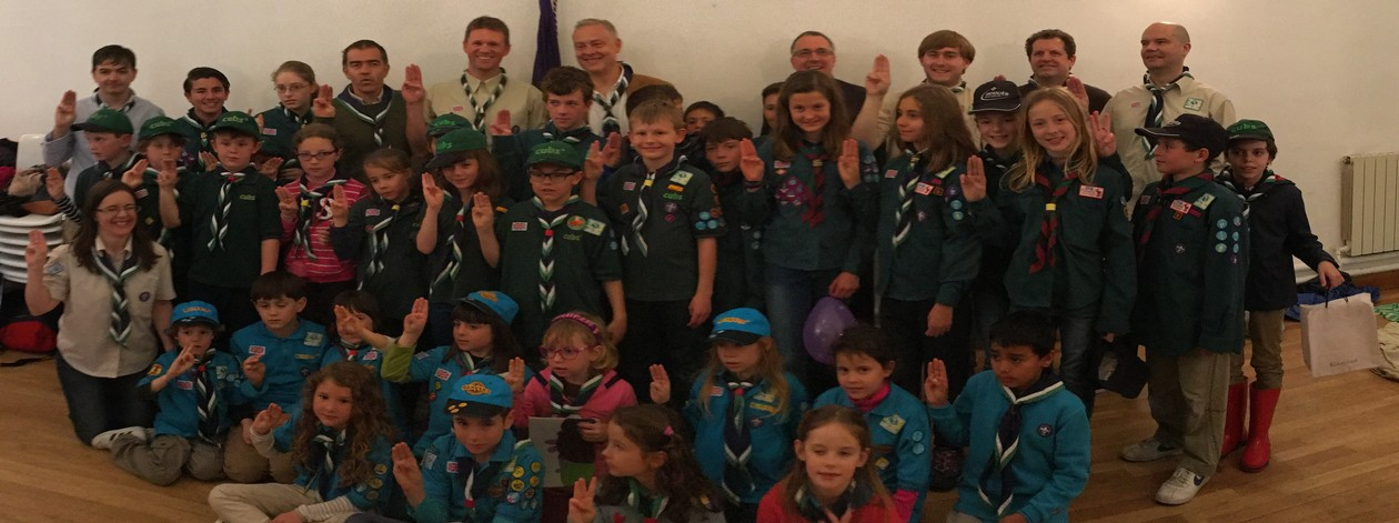 British Scouts Madrid